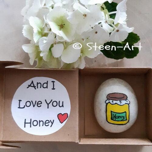 Kadosteen Honey